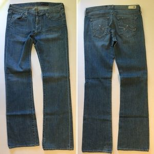 Ag Adriano Goldschmied Boot Cut Jeans Size 31